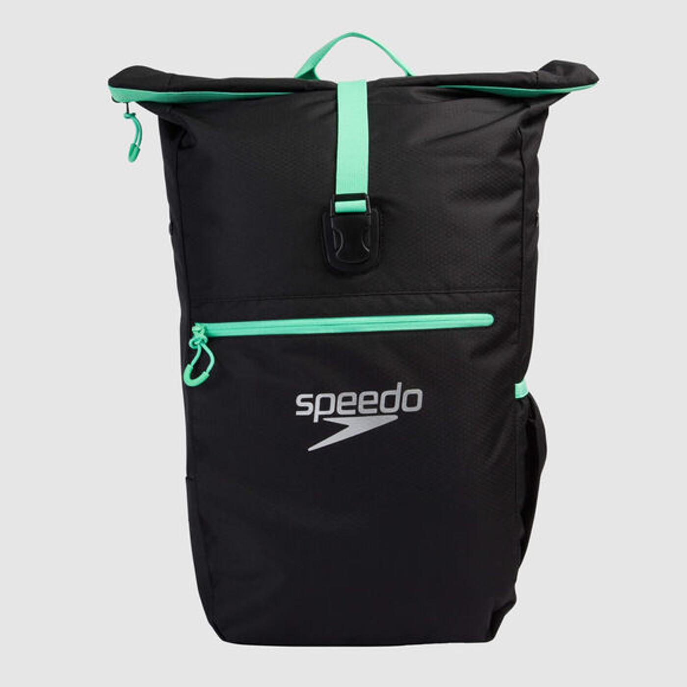 SPEEDO Team Rucksack III BLACK/GREEN