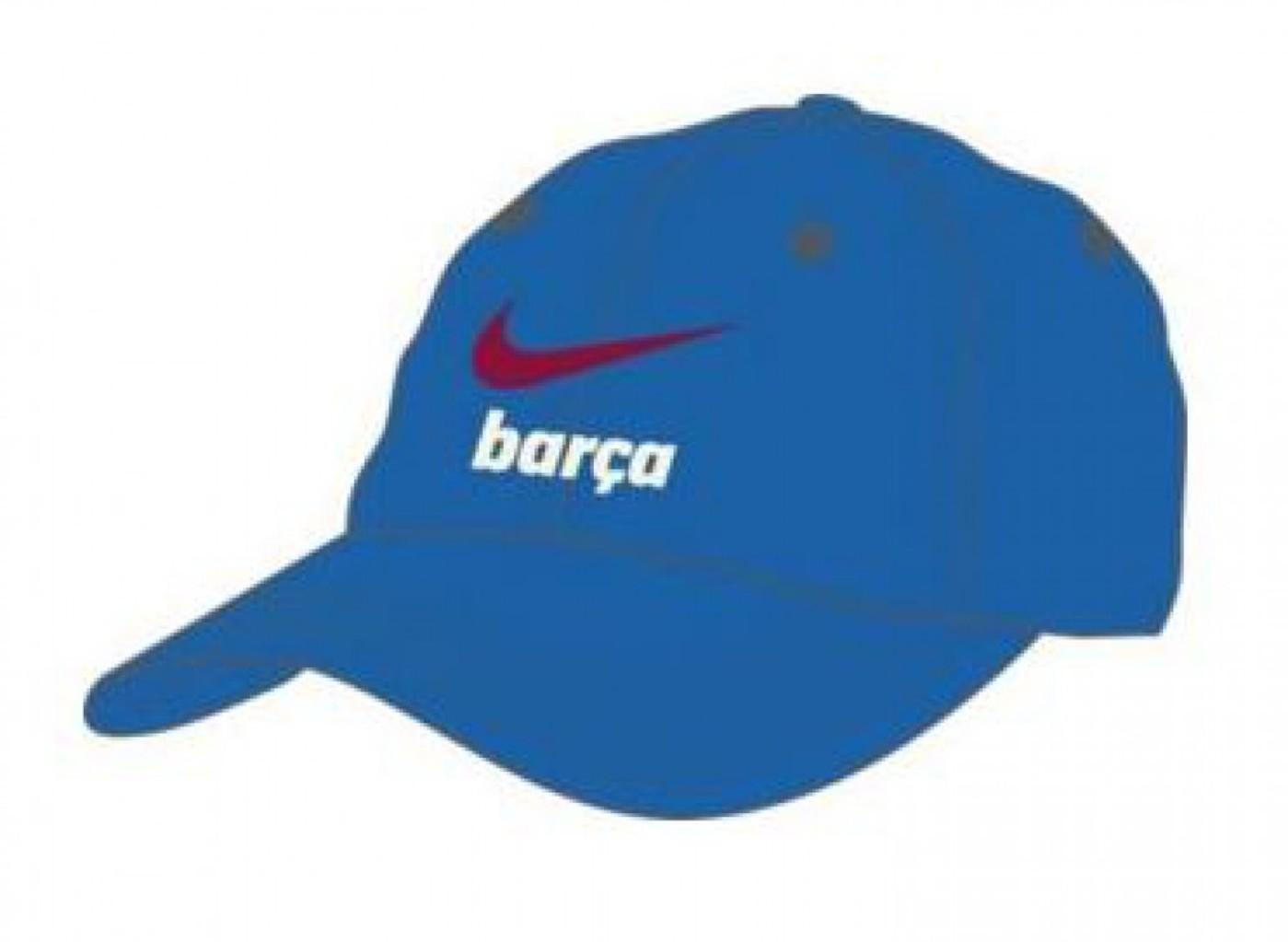 NIKE FC Barcelona Heritage86 Hat - Herren