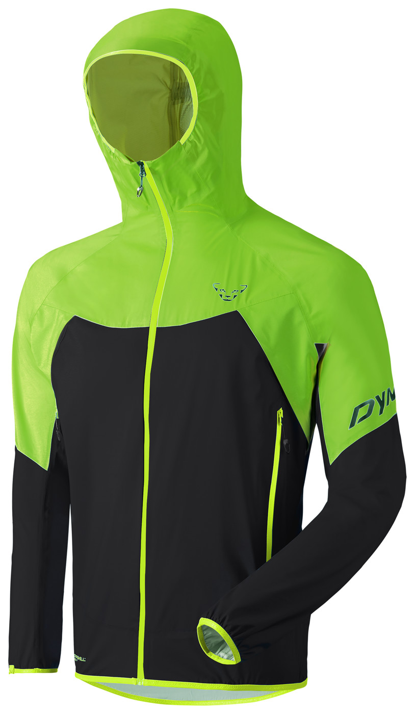 DYNAFIT TRANSALPER LIGHT 3L JACKE - Herren