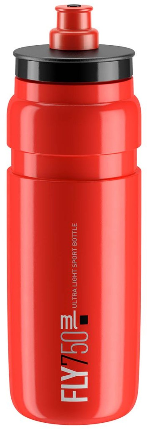 ELITE Trinkflasche FLY rot 750 ml
