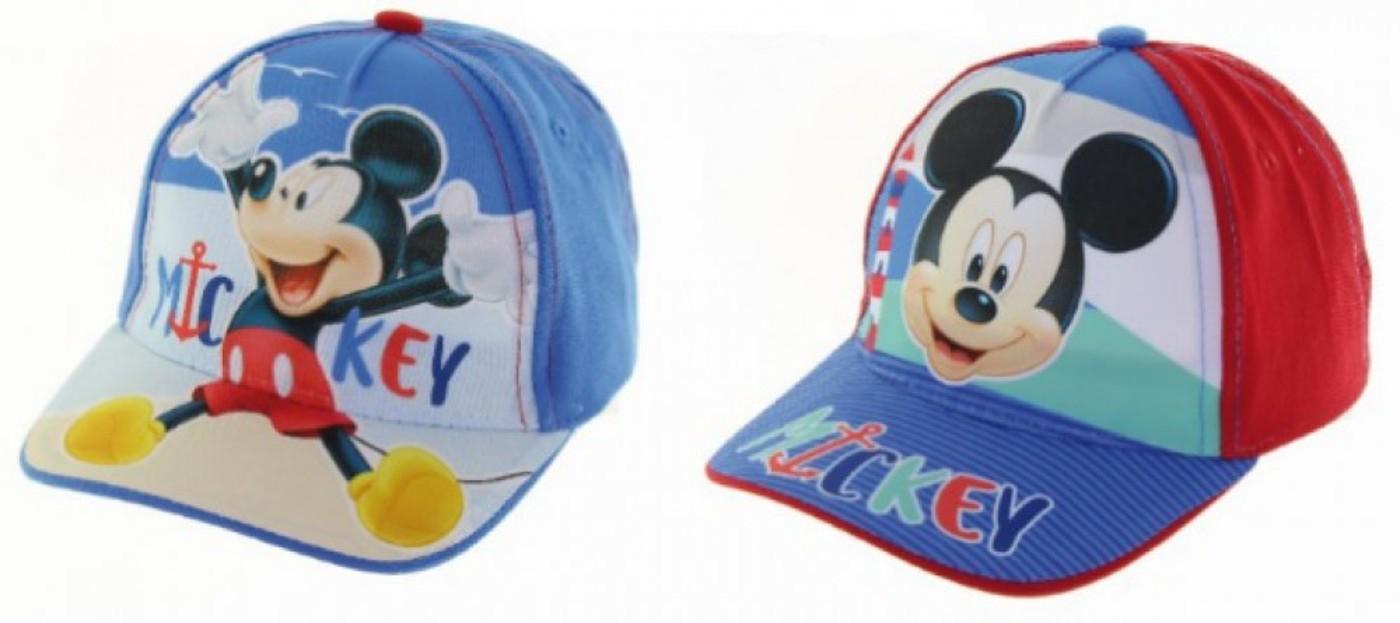 EPM Kinderkappe Mickey Mouse - Kinder