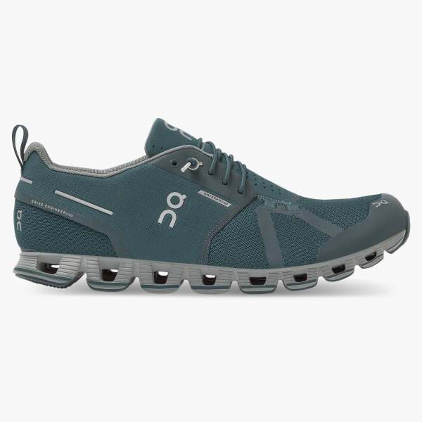 ON RUNNING CLOUD WATERPROOF - Herren