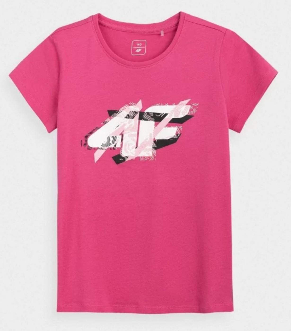 4F JTSD002 Mädchen T-Shirt - Kinder