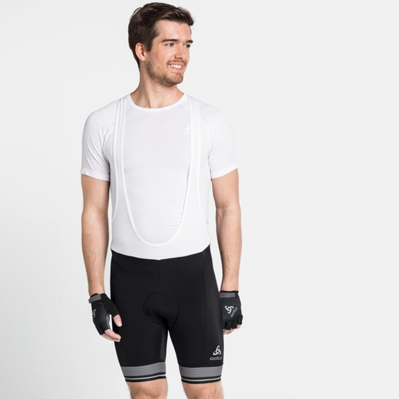 ODLO Tights short suspenders ZEROWE - Herren