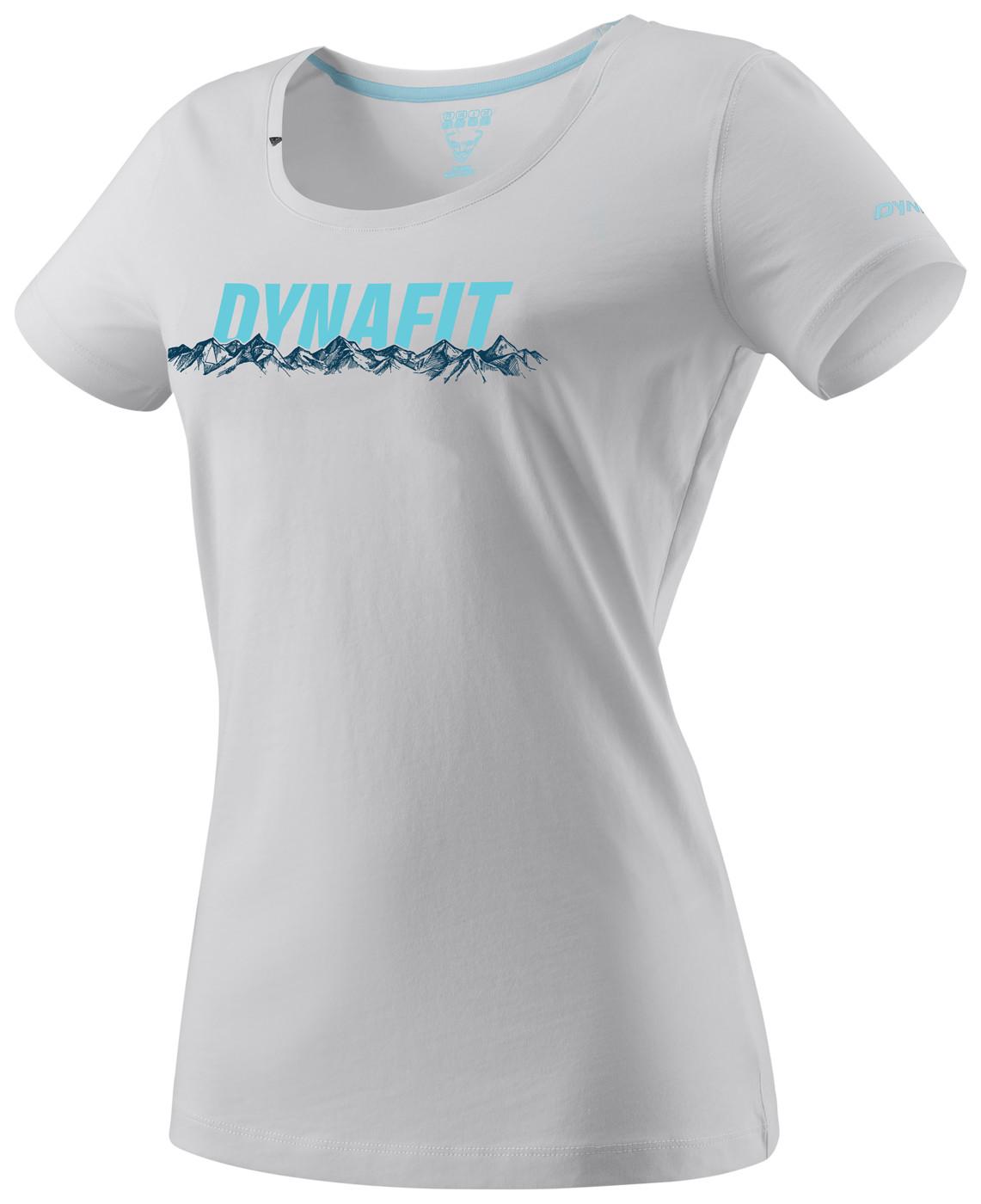 DYNAFIT Graphic Cotton T-Shirt W GRAPHIC COTTON T-SHIRT - Damen
