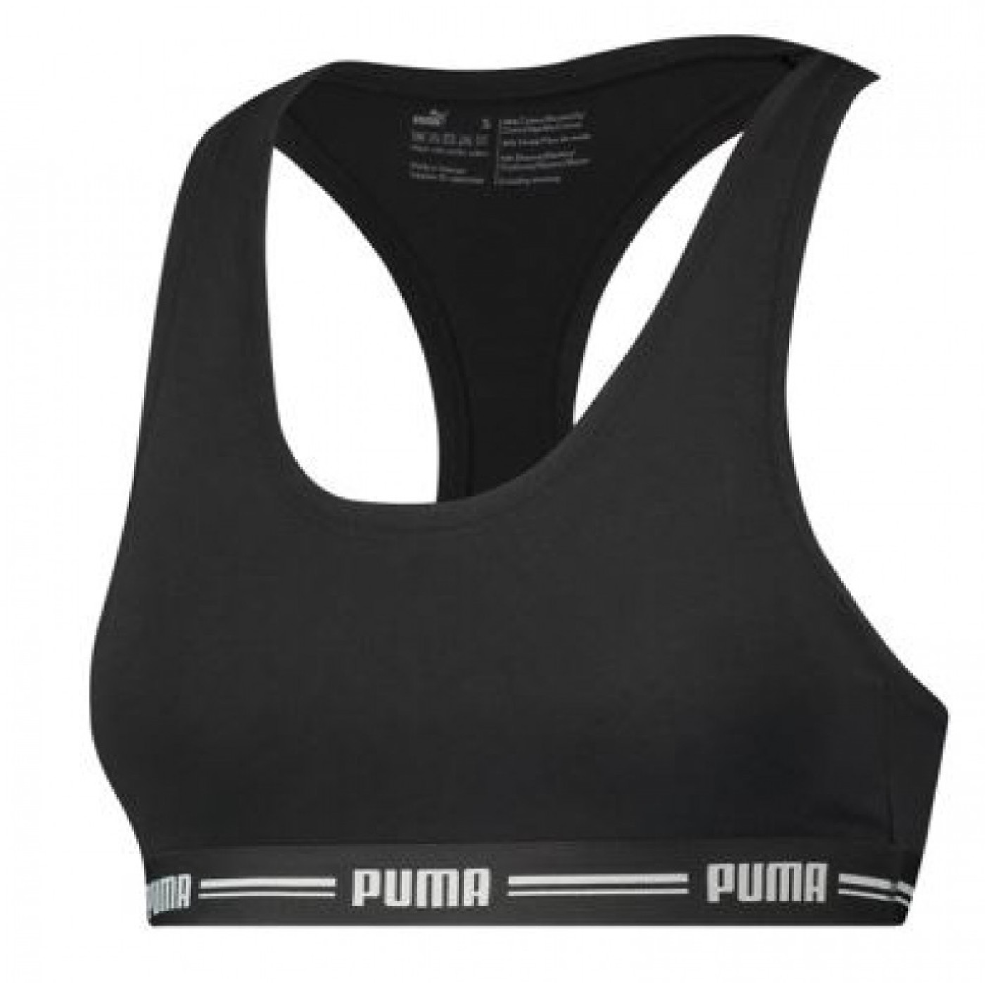 PUMA ICONIC RACER BACK BRA 1P - Damen