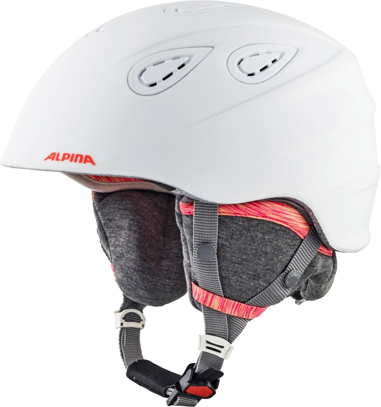ALPINA Grap 2.0 LE denim-grey m. 61-64