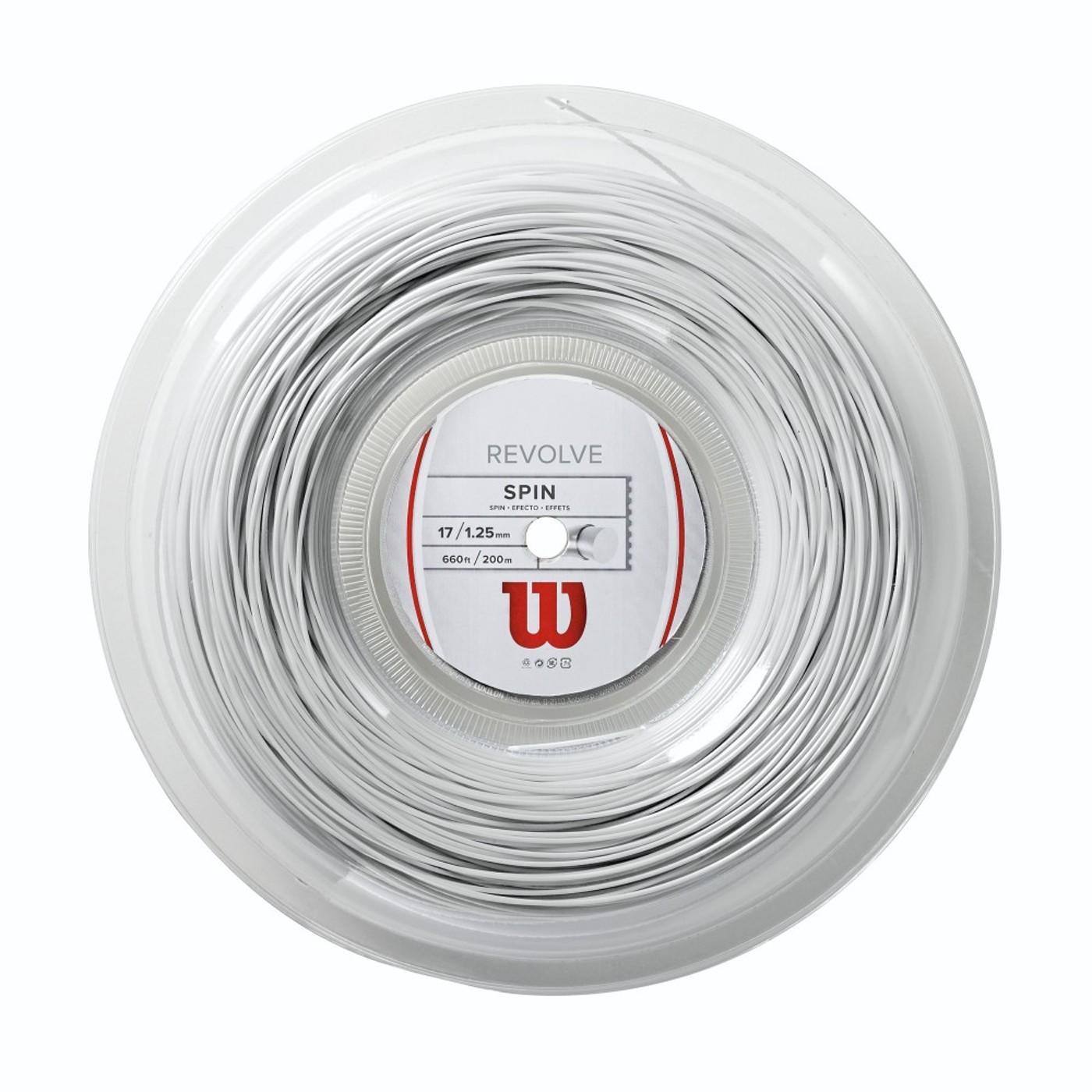 WILSON Revolve 17 White Reel